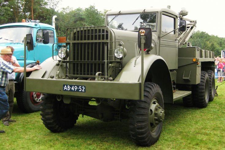 Kenworth 570