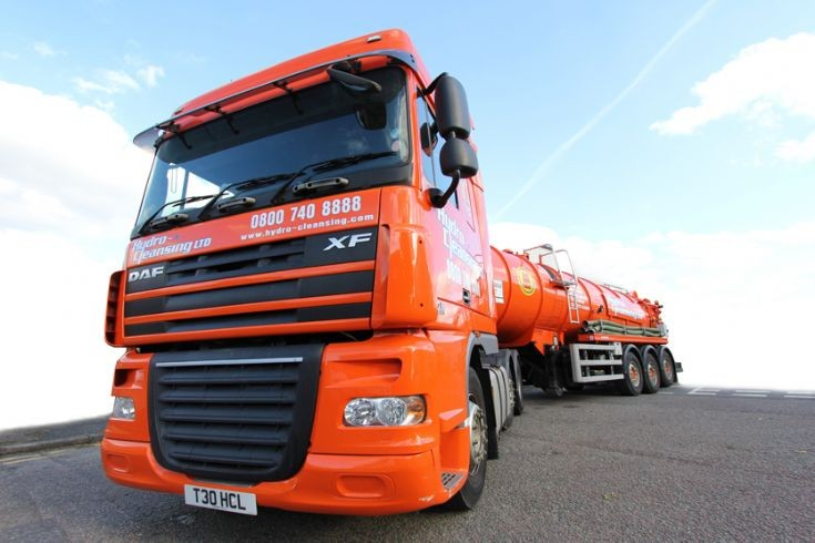 Hydro Cleansing Limited Daf 460