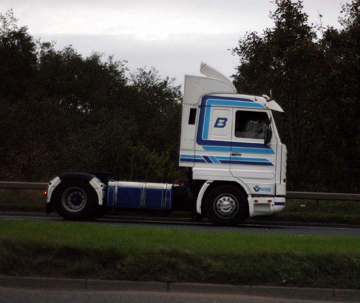 Scania 143M-450