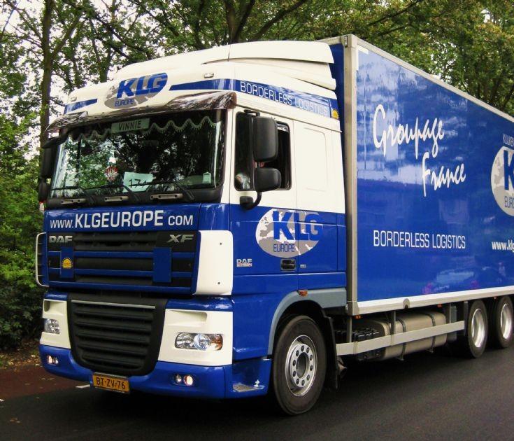 2008 DAF Truck XF KLG Europe