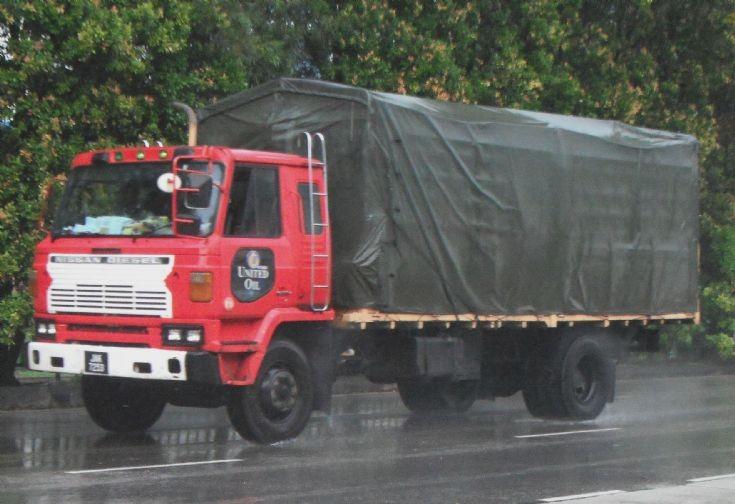 Nissan Diesel UD Resona CK Series Cargo Truck