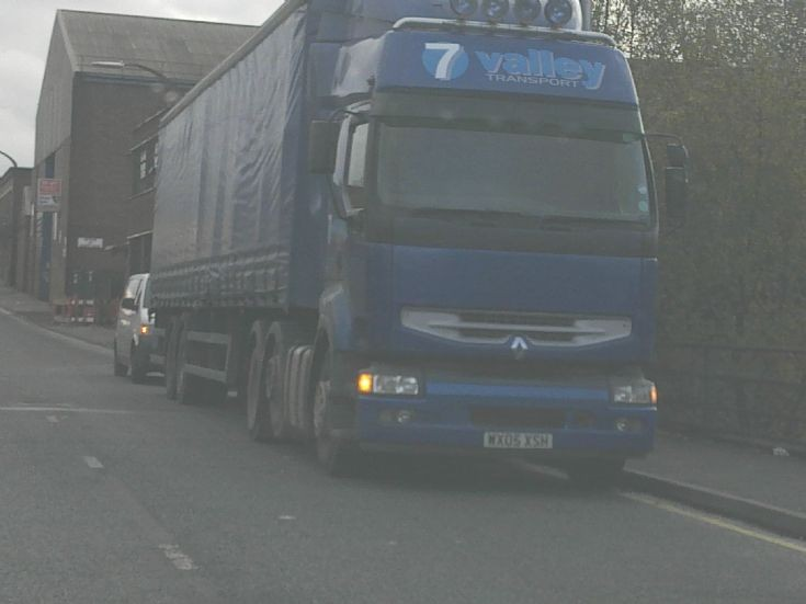 Renault Premium  7 Valley Transport