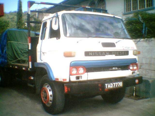 Nissan Diesel CK20 TAD 7778