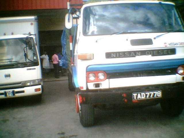 Photo of Nissan Diesel CK20 TAD 7778