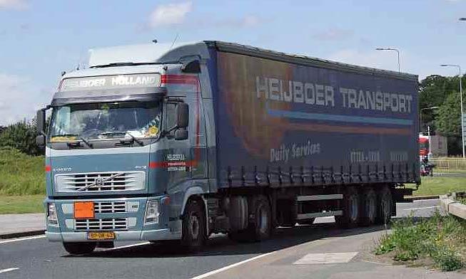 Volvo - Heijboer Transport Essen-Leur Netherlands