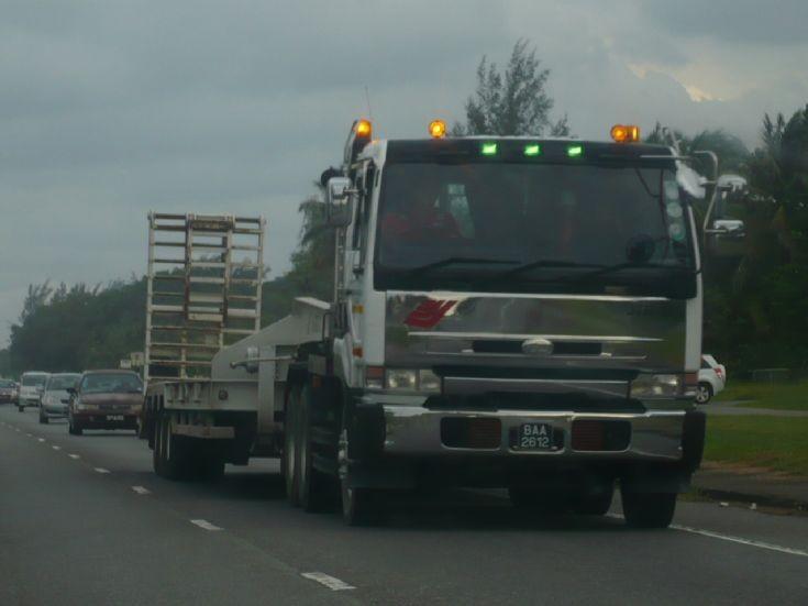 Nissan Diesel  Ud