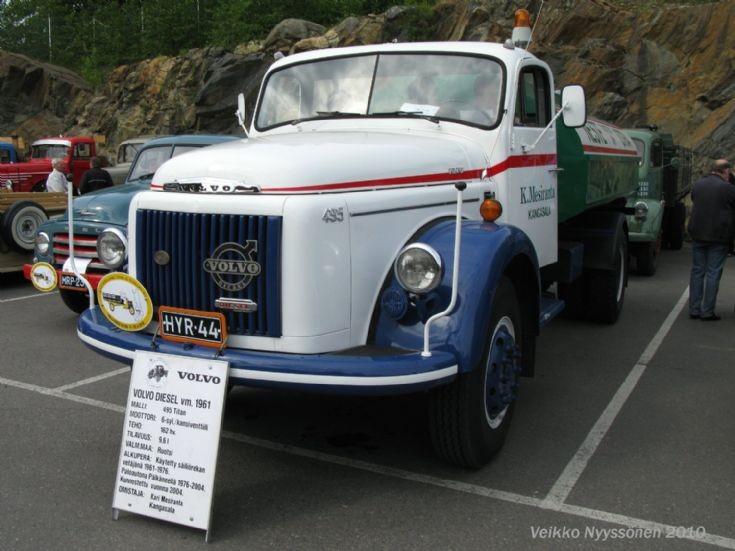 Volvo 495 Titan 1961