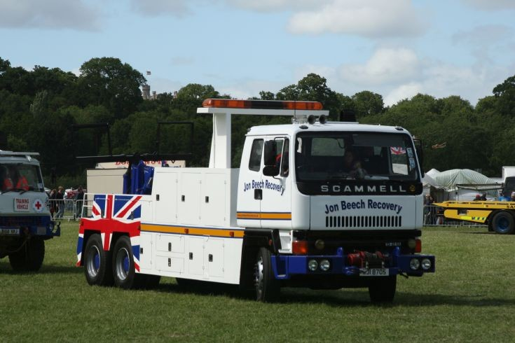 Scammell S26 Recovery