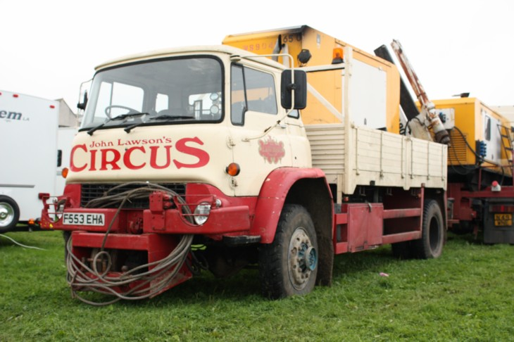 John Lawson's Circus Bedford MK/J