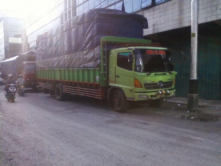 Hino Ranger FG 4x2 Long Wheelbase Truck