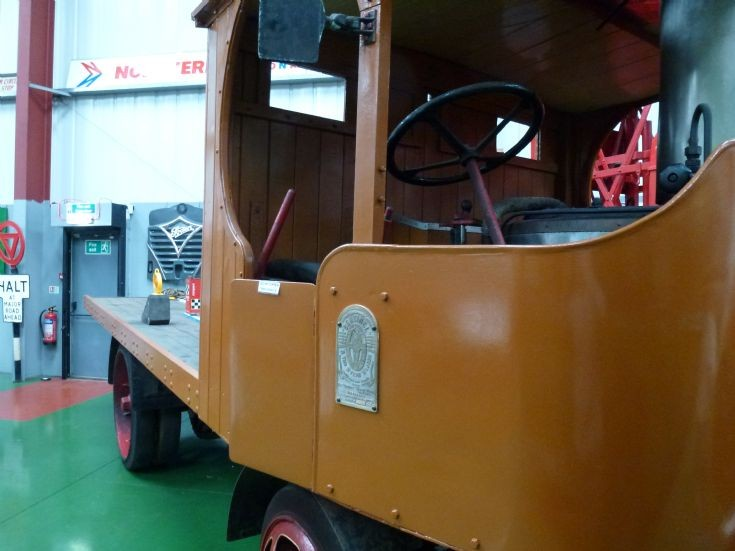 Sentinel Steam Wagon