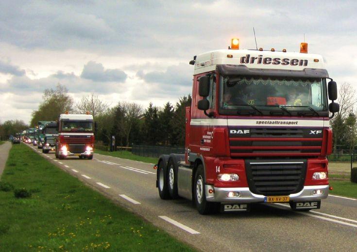 2011 Driessen DAF XF.