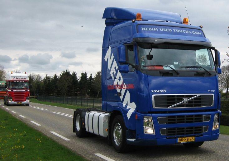 2005 Volvo FH12 Truck