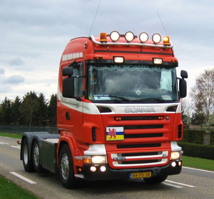 2006 Scania R500 Thijssen-Emans BV