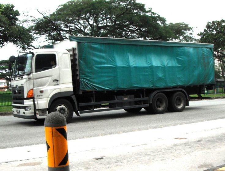 Hino Profia 700 FS Series Cargo Truck