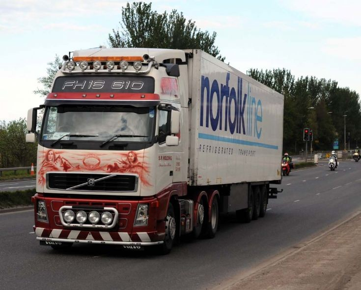Volvo FH16-610  FH05 SPH
