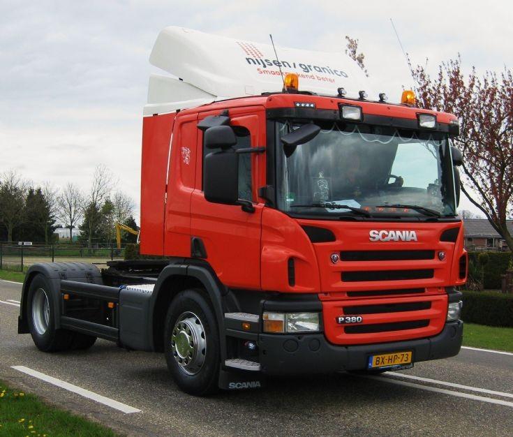 2010 Scania P380