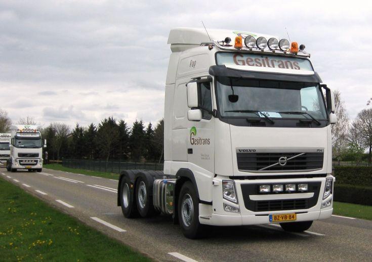 2012 Volvo FH Truck.
