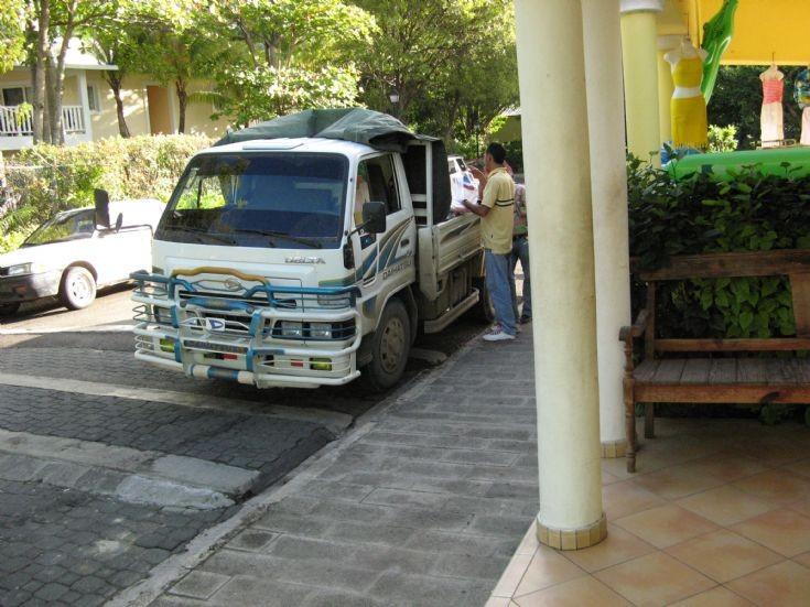 Daihatsu Delta in Dominican Republic