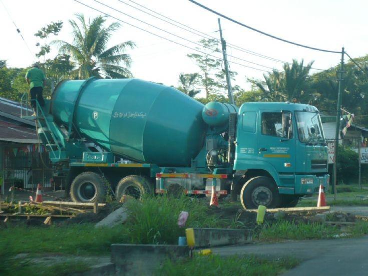 CAMC cement mixer