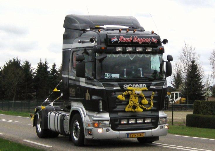 2008 Scania R420A