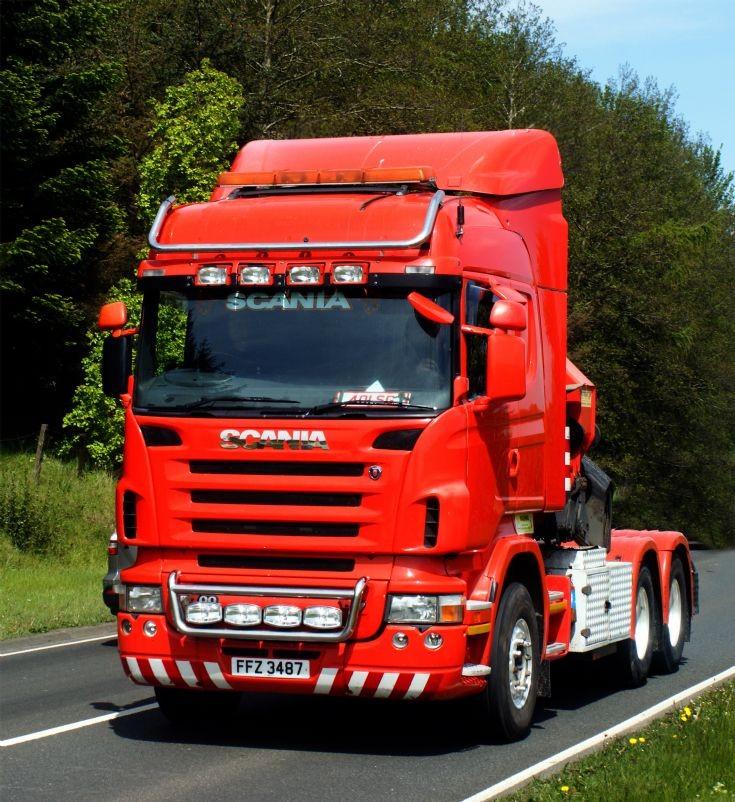Scania from Ireland