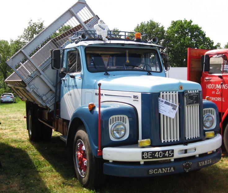 1971 Scania 85 super