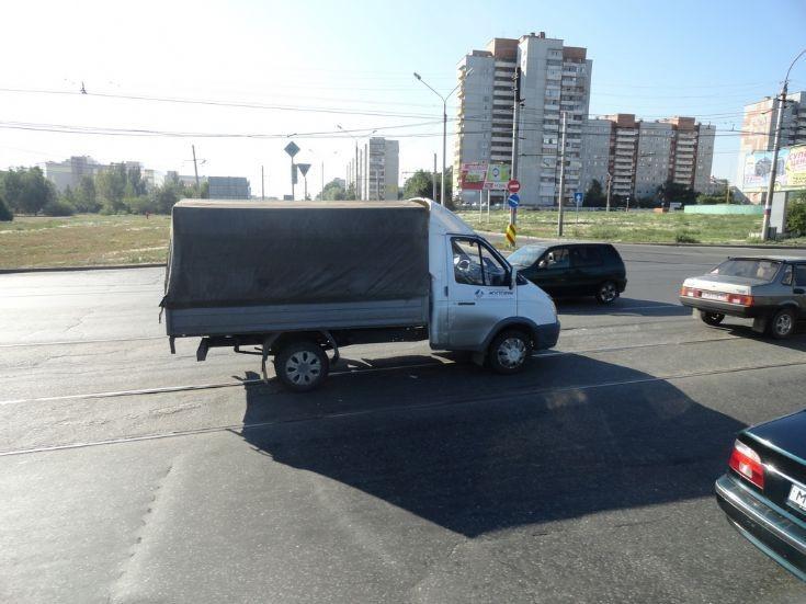 GAZ-3302 in Omsk, Russia