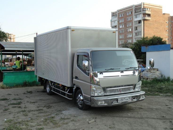 Mitsubishi-Canter