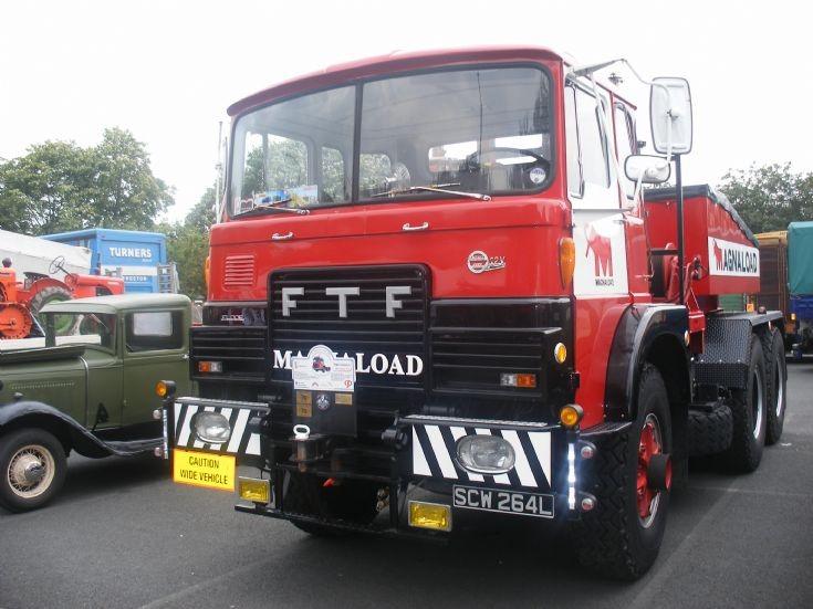 Magnaload FTF Heavy Hauage Unit