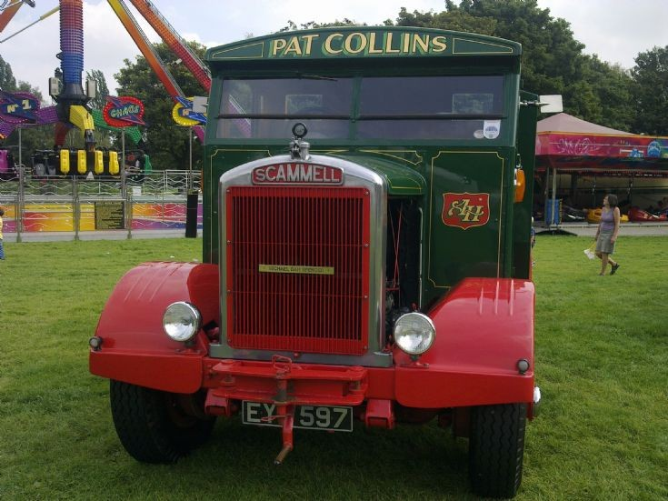 Scammell in West Midlands