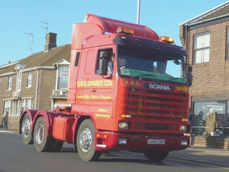 Scania R143 450          L494 CKR