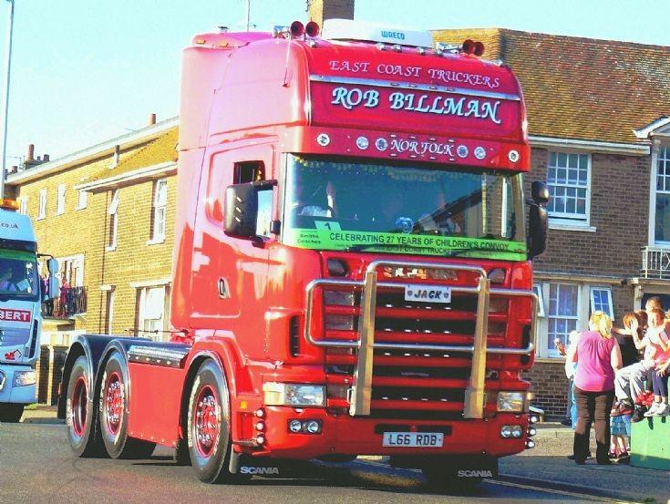 Scania Topline                 L66 RDB