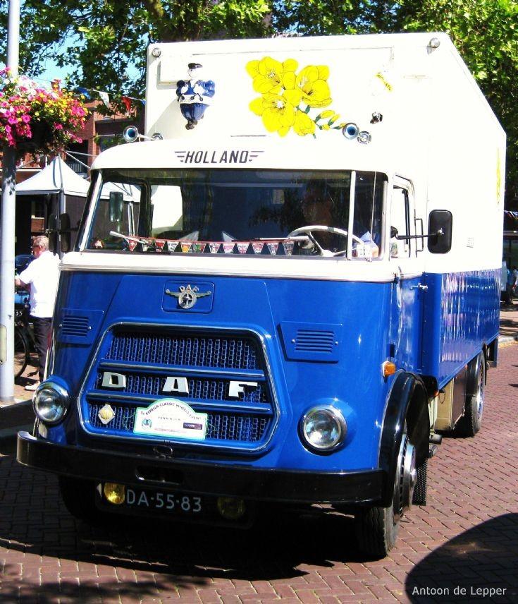 1972  DAF Truck