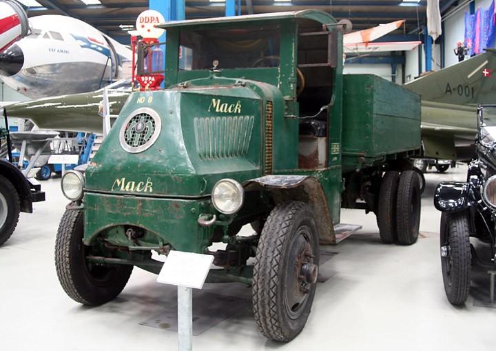 Mack Type AC truck