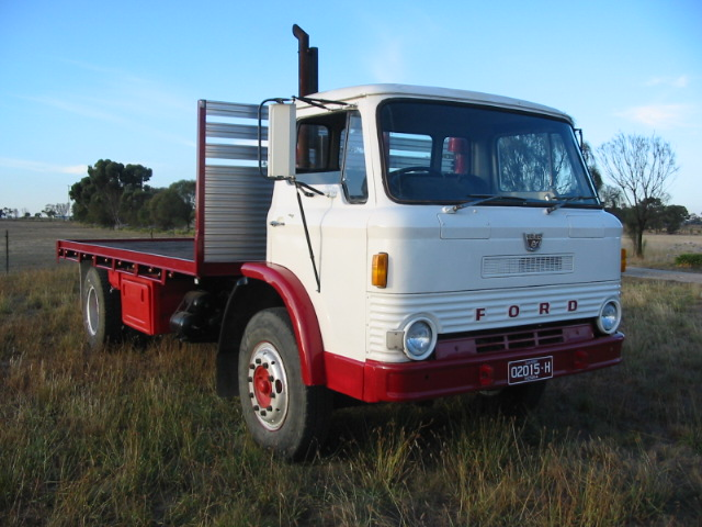 Ford 1978 D series