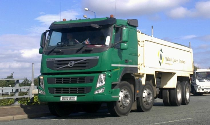 Volvo FM in West Midlands