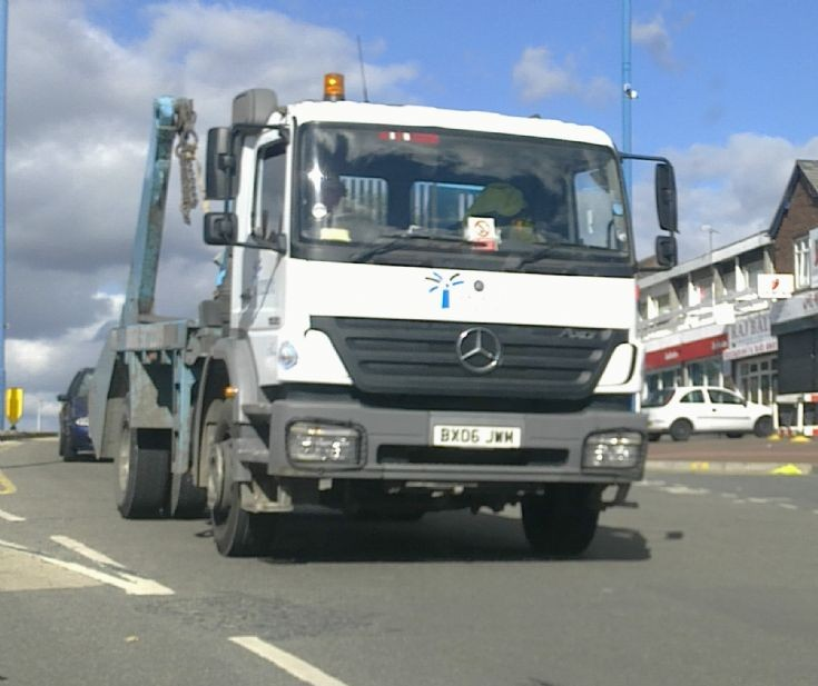 Mercedes Axor in West Bromwich