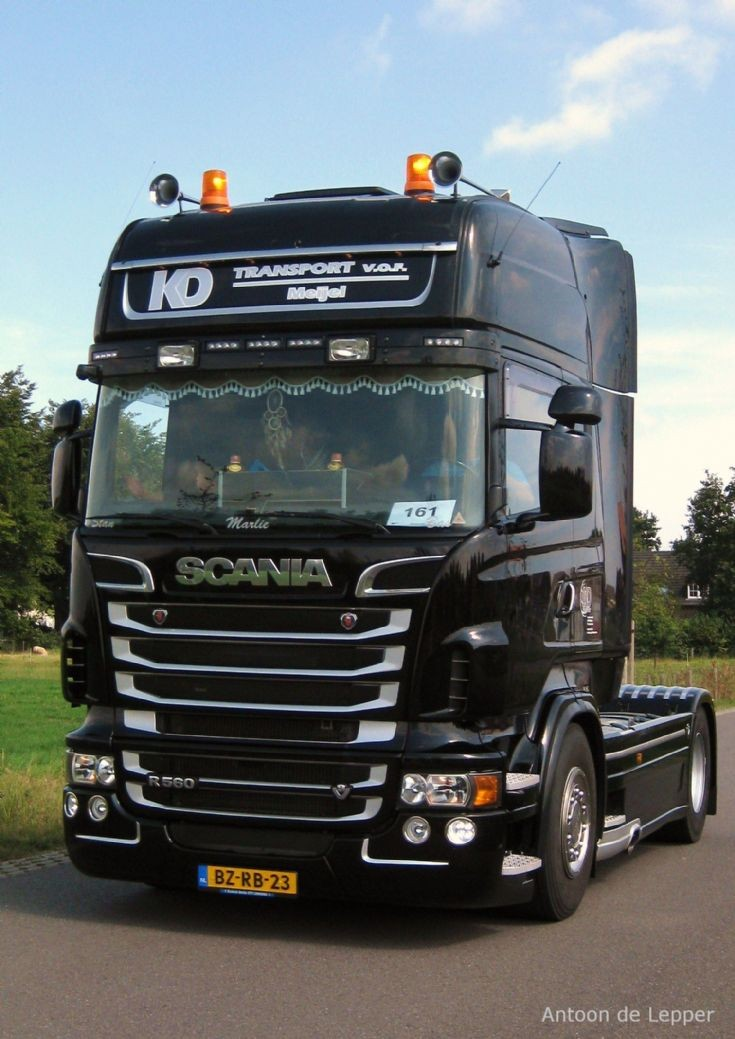 scania new truck