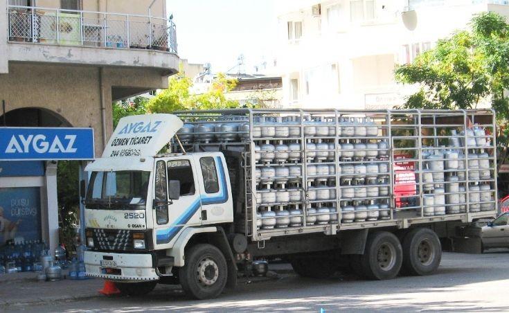 Ford Cargo 2520 Aygaz