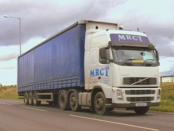 Volvo FH12 480     2/11/2012