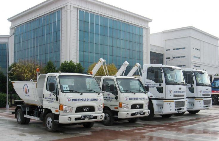 Hyundai & Ford Trucks
