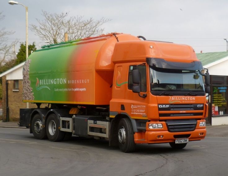 DAF CF Billington Bioenergy
