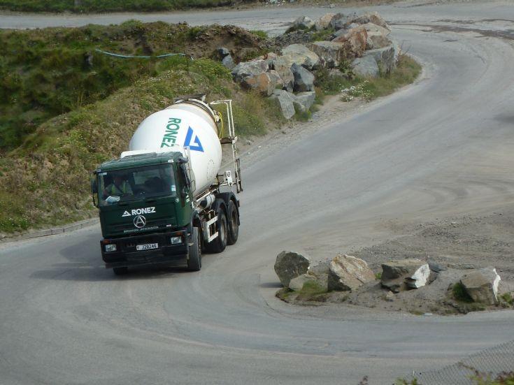Seddon Atkinson mixer truck