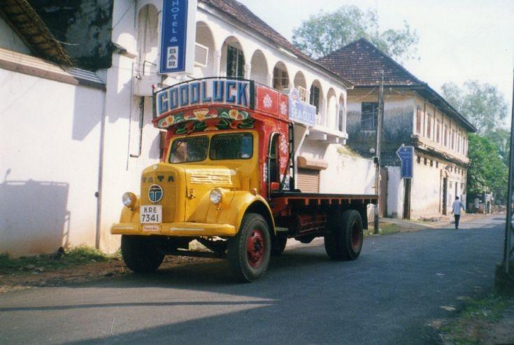TATA 1210E Model