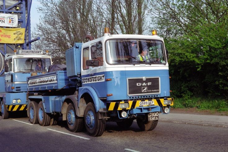 O.A.F Tractor Billingham 1990's