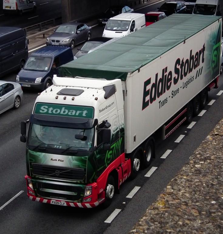 Volvo Fh Ruth Pilar