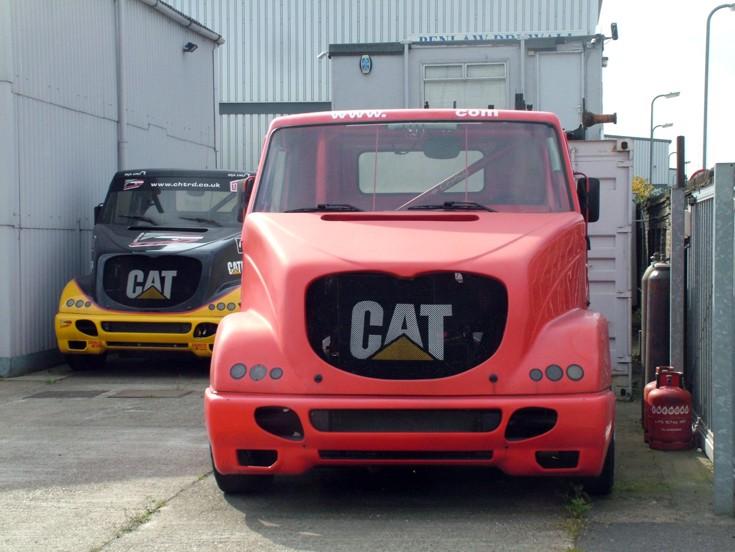 TRD Zil Racing Trucks