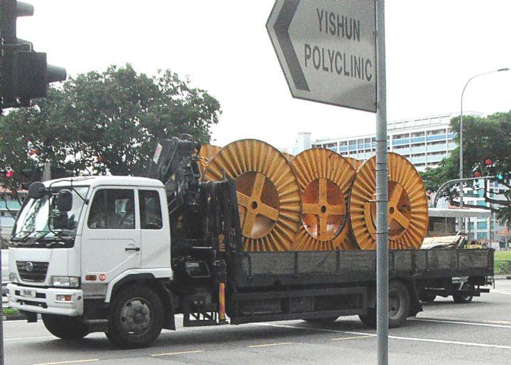 Nissan Diesel UD Condor PK252 Series Cargo Truck