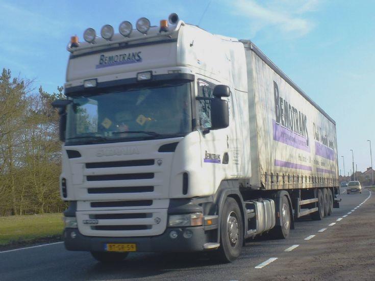 Scania   R530 Topline